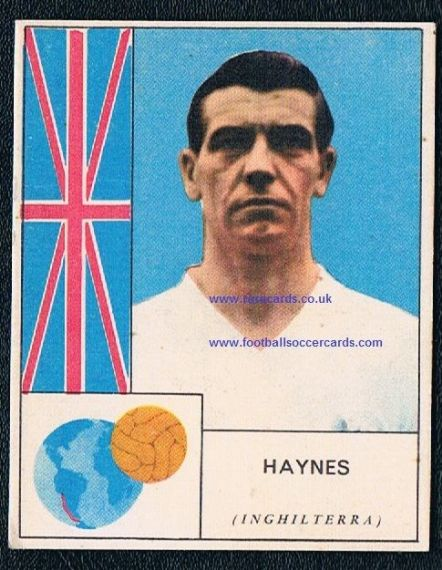 1962 Johnny Haynes WITHOUT type Mira